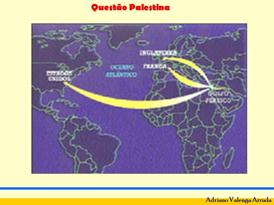 Questão Palestina Adriano Valenga Arruda Séc.