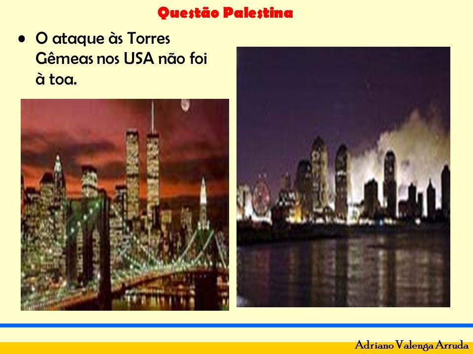 Questão Palestina Adriano Valenga Arruda 15% dos muçulmanos são Fundamentalistas: Argélia, Egito, Jordânia, Marrocos, Tunísia, Irã.