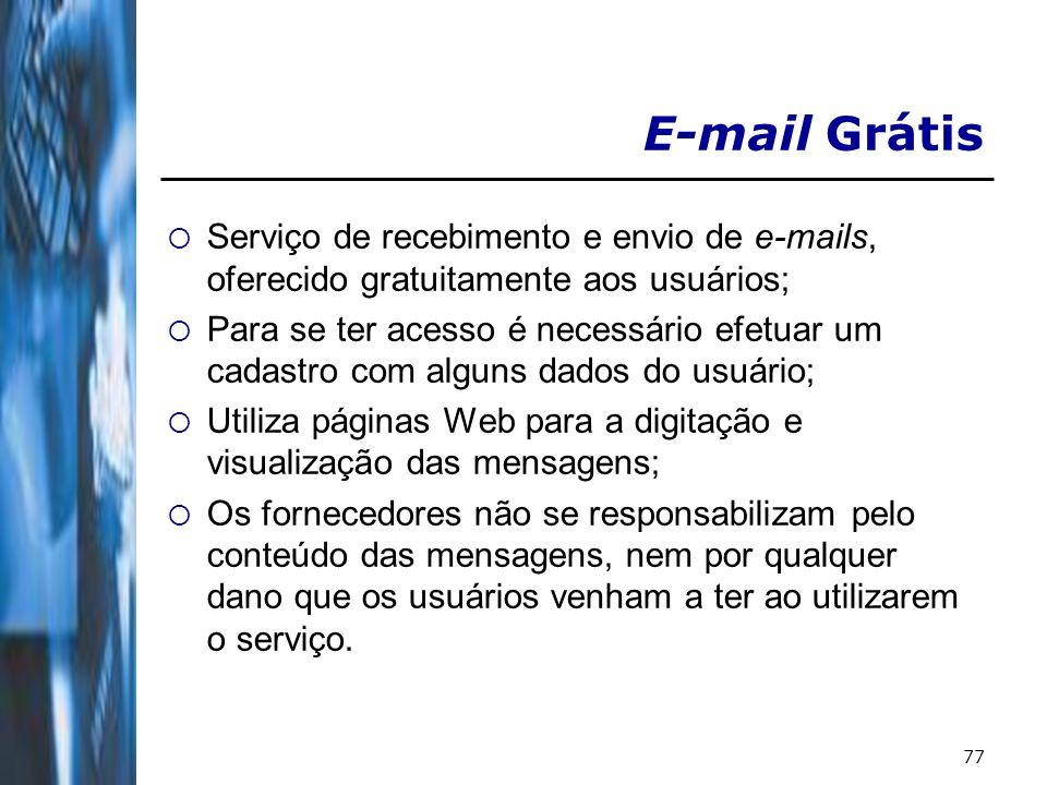 78 Como redigir um e-mail.