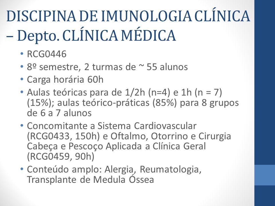 Na Imunologia Clínica tá faltando ele… OBRIGADA!