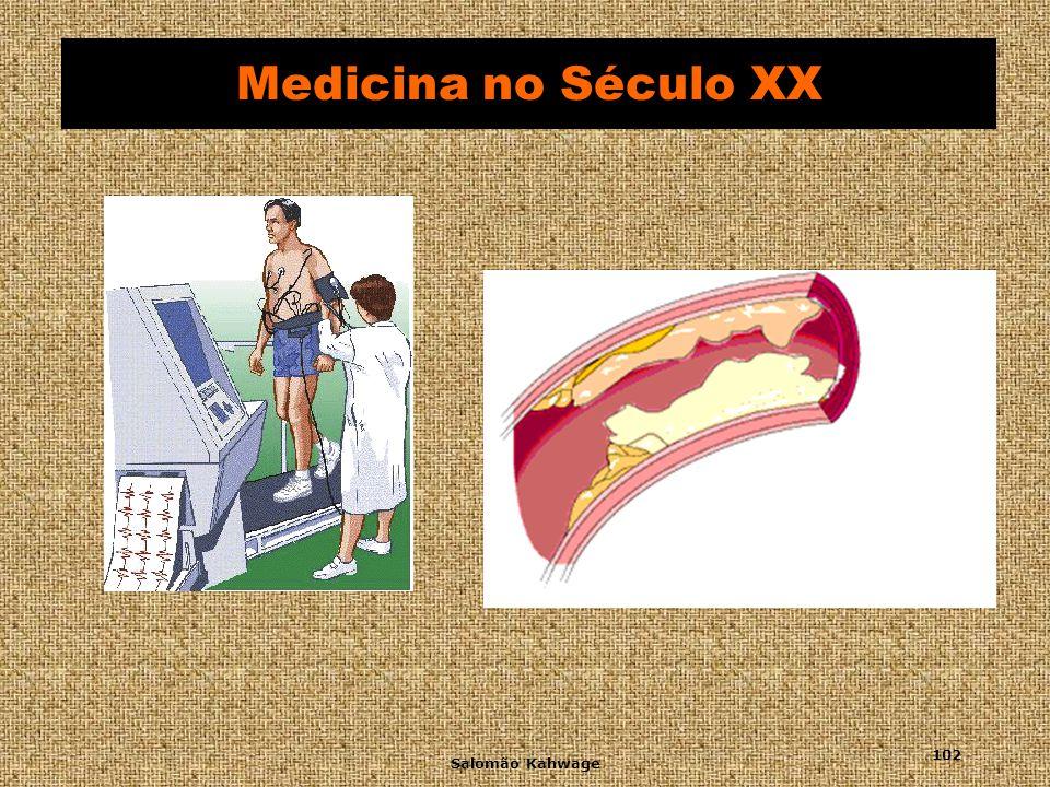 Salomão Kahwage 103 Medicina no Século XX