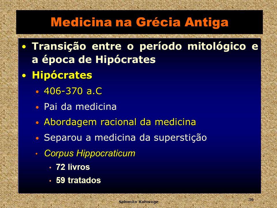 Salomão Kahwage 37 Hipocrates