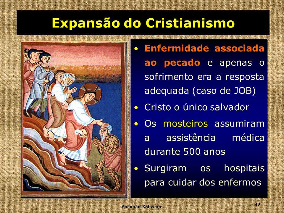 Salomão Kahwage 49 Medicina Medieval