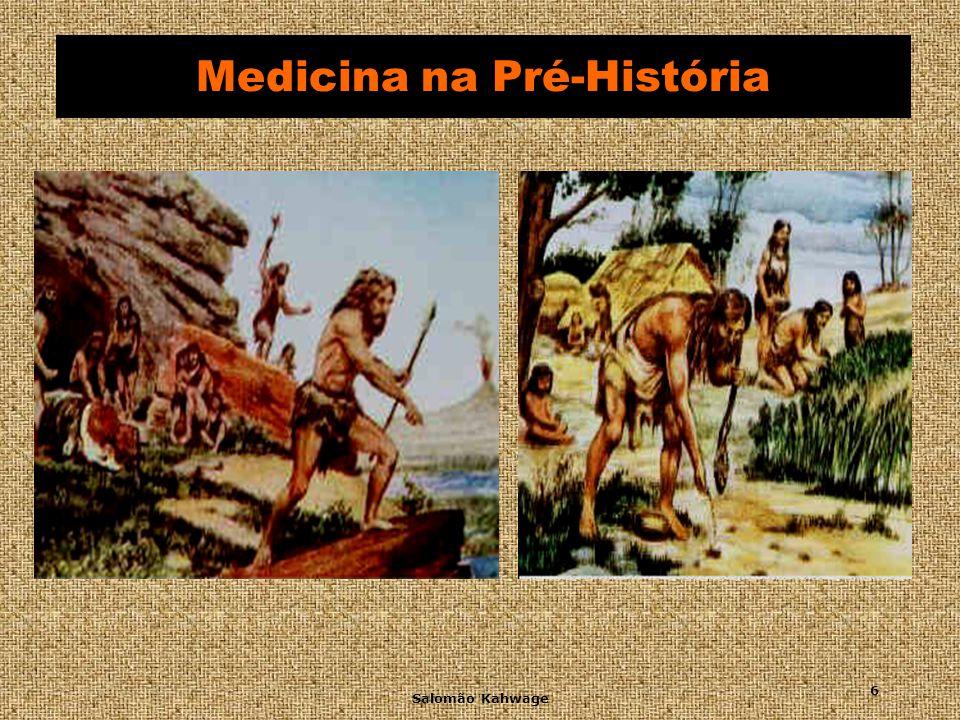 Salomão Kahwage 7 Medicina na Pré-História