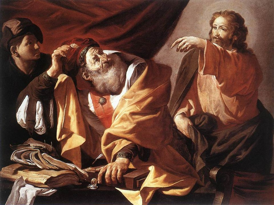 + Para Mateus, que escrevia para judeus convertidos ao cristianismo, - os primeiros trabalhadores chamados eram os cristãos oriundos do judaísmo; - os últimos eram os não-judeus, isto é, todos os homens * Para Deus, não há Judeus ou gregos, escravos ou livres, cristãos da primeira hora ou da última hora.