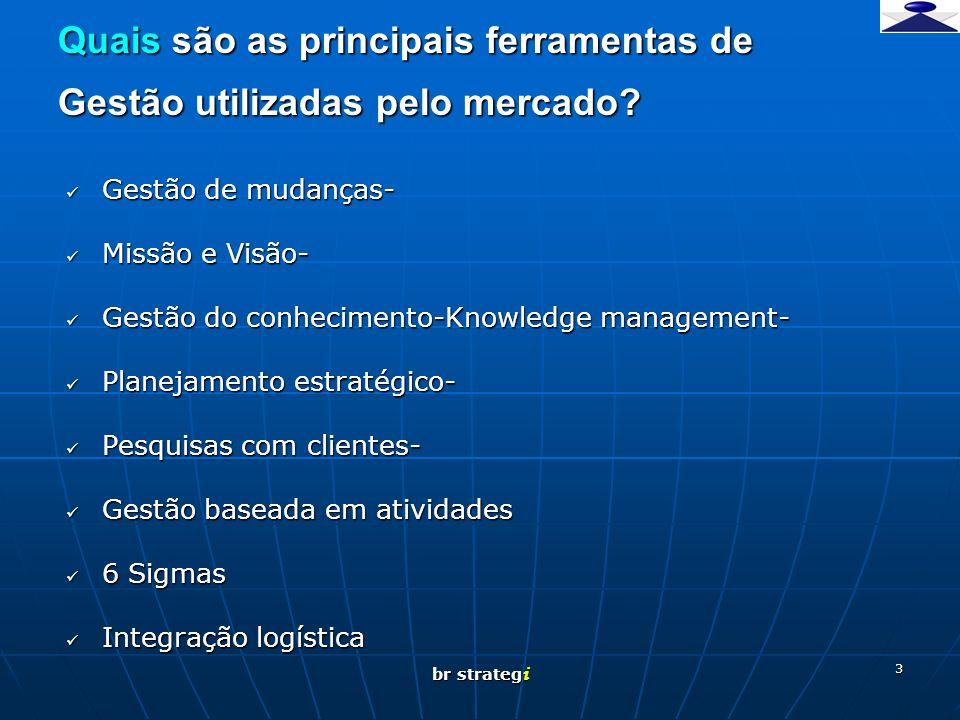 br strateg i 4 Tipos de Metodologia- principais ferramentas de Gestão utilizadas pelo mercado.