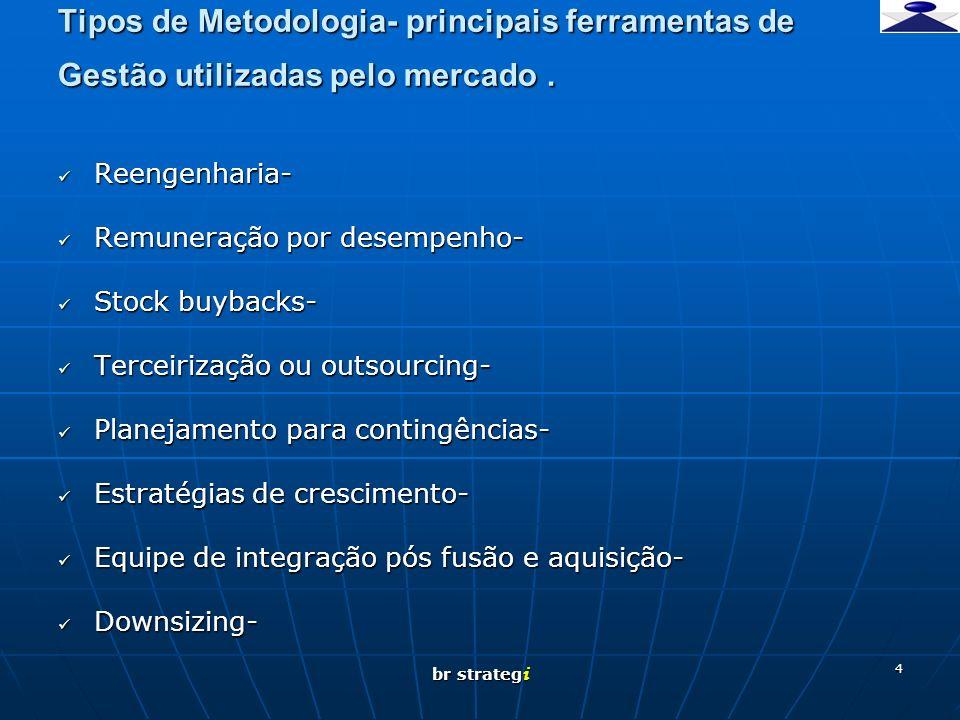 br strateg i 5 Tipos de Metodologia- principais ferramentas de Gestão utilizadas pelo mercado.