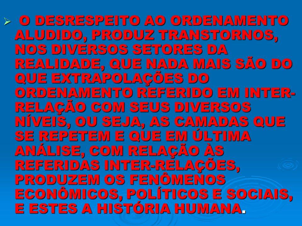 A HISTÓRIA SÓ MOSTRA O LADO DE FORA DA REALIDADE