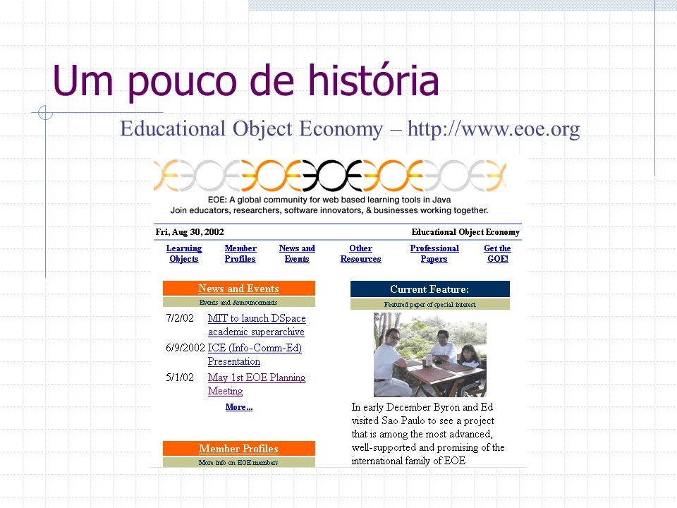 O herdeiro atual Multimedia Educational Resource for Learning and Online Teaching