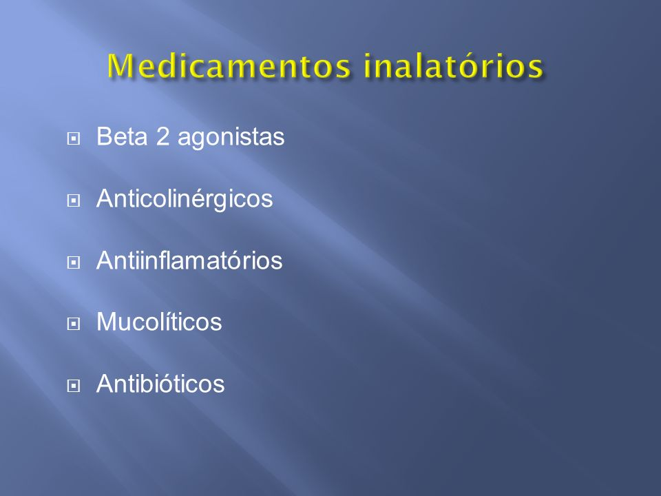 Devido aos efeitos adversos e seu lento início de ação, não há, em geral, indicação para o uso de formulações orais.