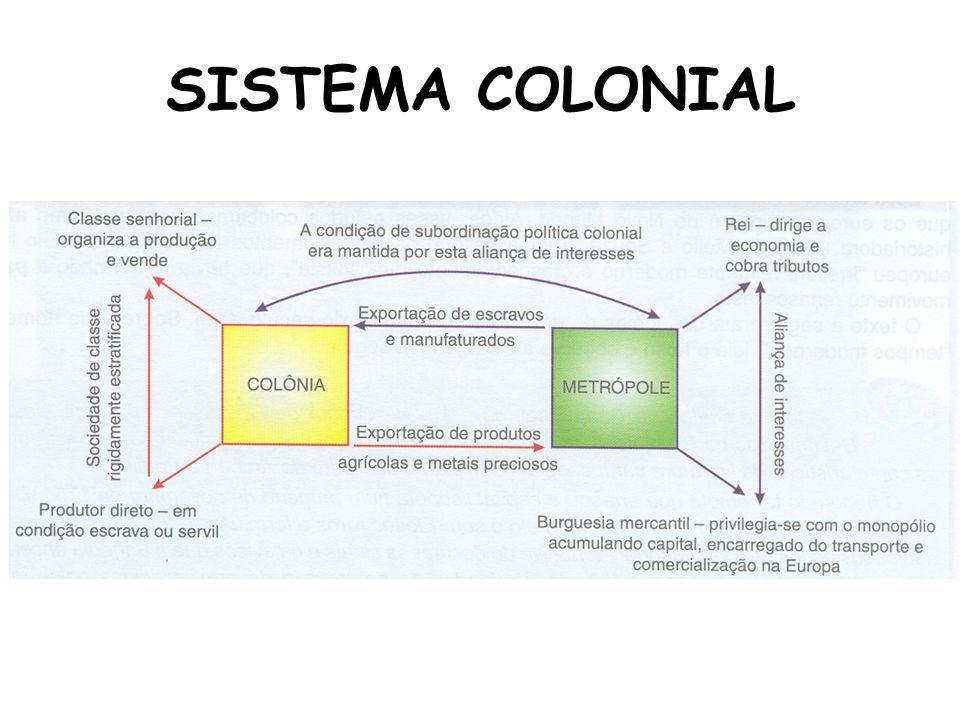 1 - PARÁGRAFO 7 combate a ideia de que à Colônia era proibido comercializar com qualquer outra nação.