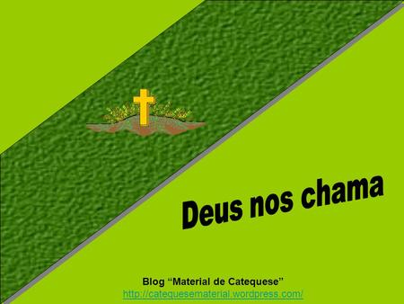 "Blog ""Material de Catequese"""