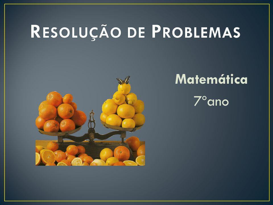 Matemática 7ºano