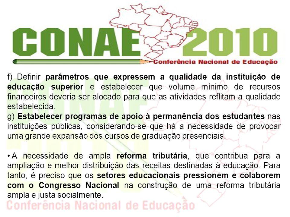 Em resumo: REGIME DE COLABORAÇÃO: -Legislação clara sobre as regras -Custos devidamente compartilhados Uma política nacional de educação referenciada unidade nacional dentro da diversidade