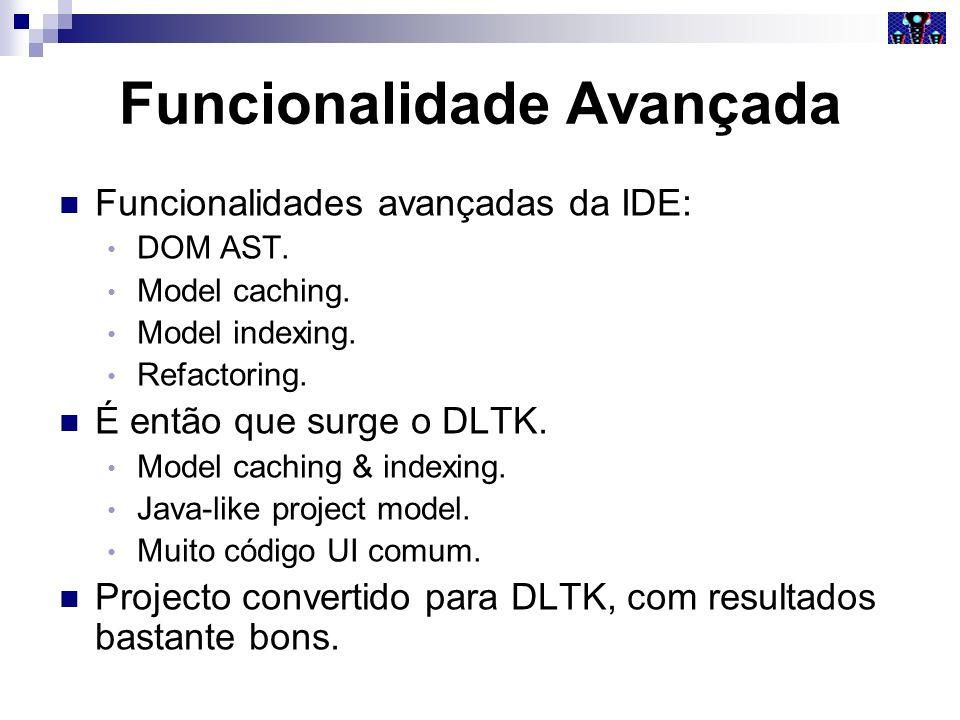Creating an Eclipse-based IDE for the D programming language DEMONSTRAÇÃO...