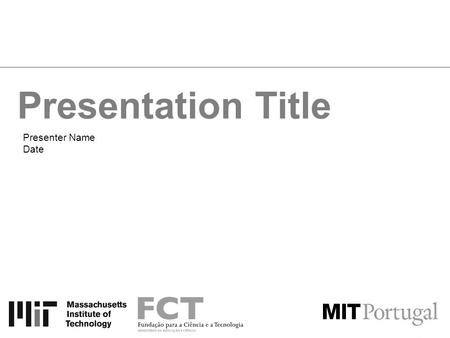Presenter Name Date Presentation Title. Title HEADER Bullet Point.