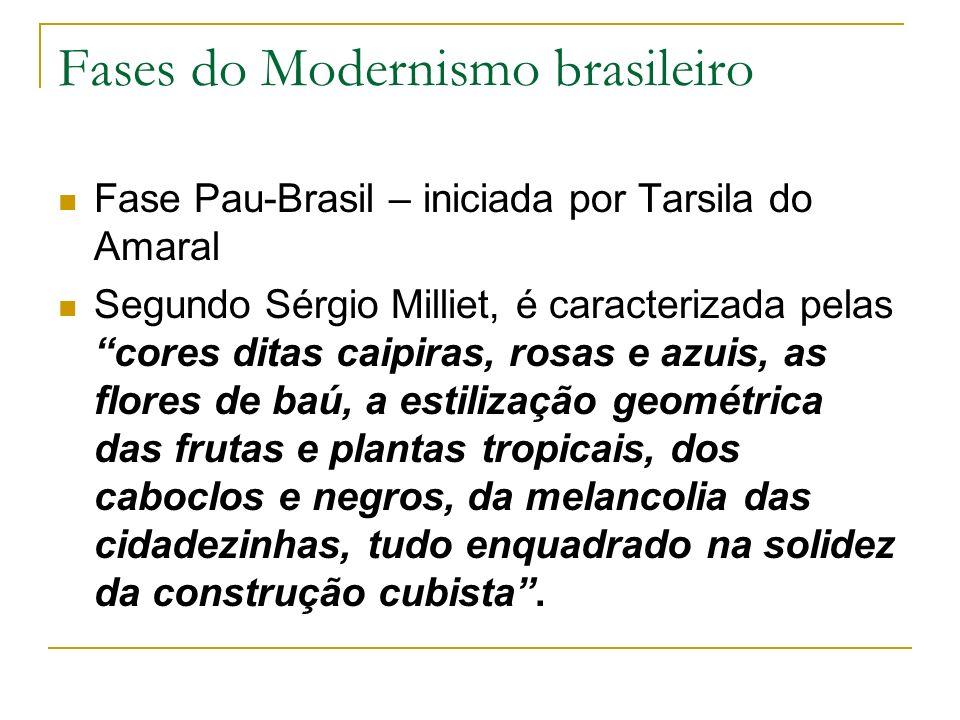 O MAMOEIRO O Mamoeiro pertence à Fase Pau-Brasil.