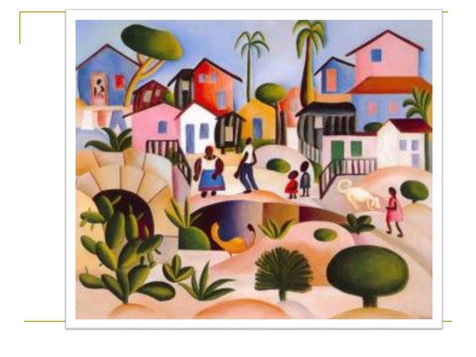 Fase Antropofágica A teoria antropofágica propunha que os artistas brasileiros conhecessem os movimentos estéticos europeus, mas criassem uma arte com feição brasileira.