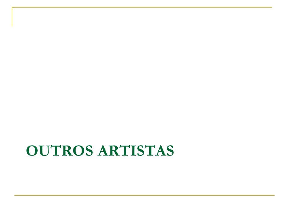 Vicente do Rego Monteiro Dentre as pinturas expostas na Semana de 22, as de Vicente do Rego foram consideradas as primeiras de uma artista brasileira na estética cubista.