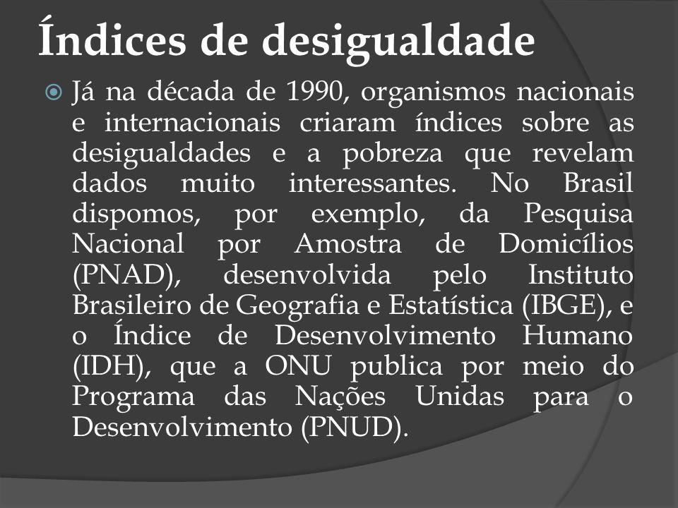 O fundamental é quantificar os pobres, os ricos, os setores médios e os remediados na sociedade brasileira e como vivem, pois o objetivo central é descrever a realidade em números e gráficos para orientar políticas públicas e investimentos nesta ou naquela área.
