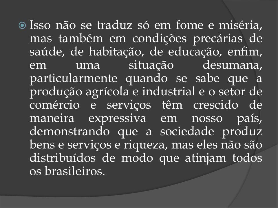 As desigualdades analisada no Brasil Conforme a cientista social brasileira Márcia Anita Sprandel, em seu livro A pobreza no paraíso tropical, a primeira tentativa de explicar a pobreza no Brasil, a partir do final do século XIX, consistiu em relacioná-la à influência do clima e à riqueza das matas e do solo.