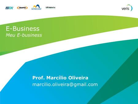 E-Business Meu E-business