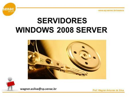 SERVIDORES WINDOWS 2008 SERVER