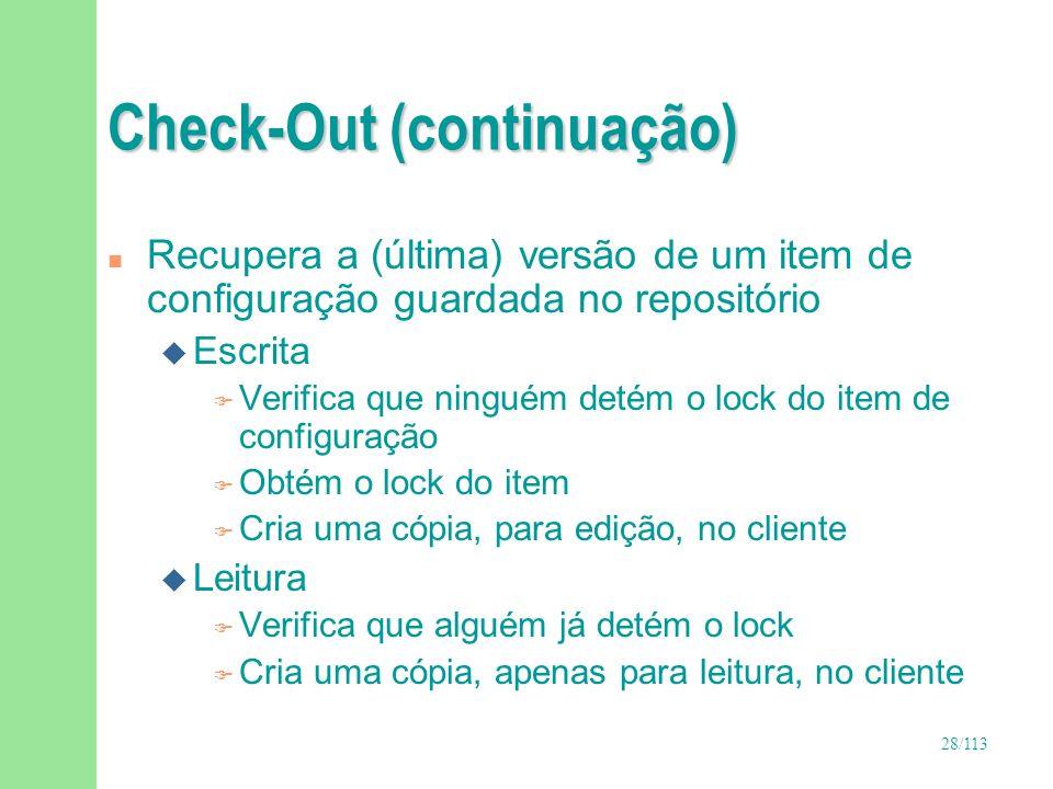 29/113 Check-In Check-in Repositóriocliente