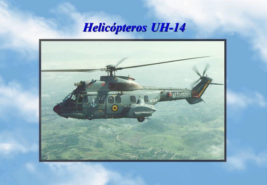 Helicópteros UH-14