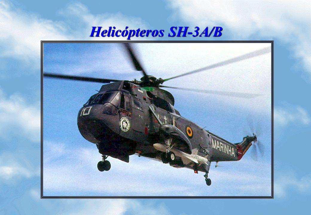 Helicópteros SH-3A/B
