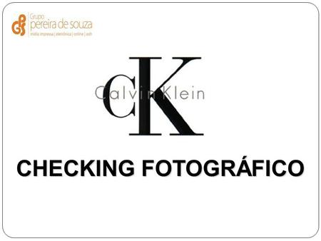 CHECKING FOTOGRÁFICO.