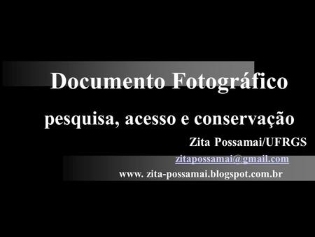 Documento Fotográfico