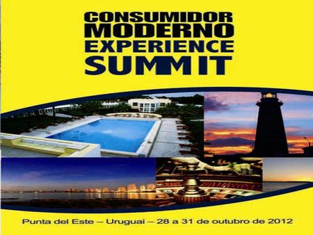 Consumidor Moderno Experience Summit