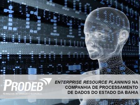ENTERPRISE RESOURCE PLANNING NA