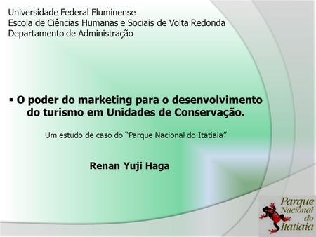O poder do marketing para o desenvolvimento