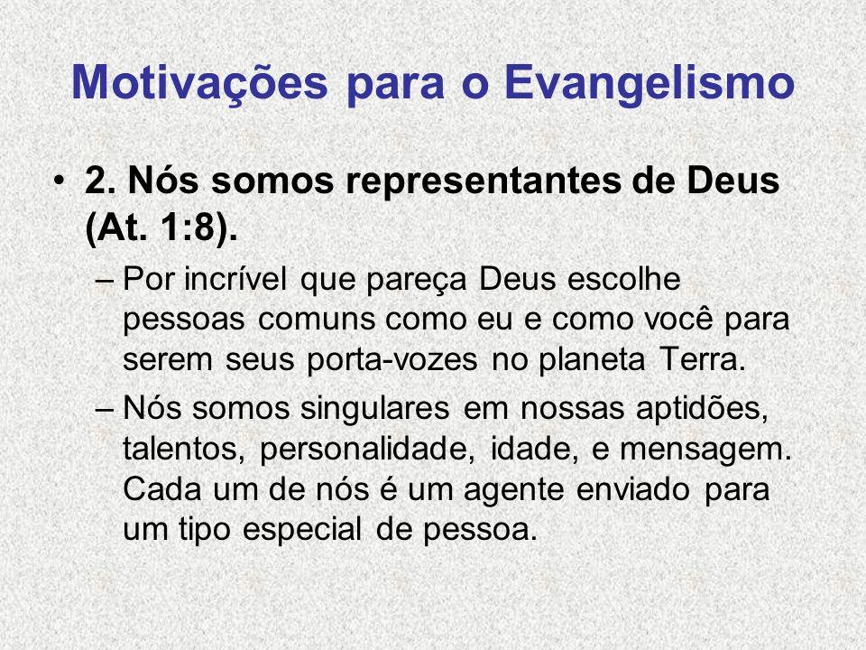 Motivações para o Evangelismo 3.Nós precisamos alertar as pessoas sobre a realidade do inferno.