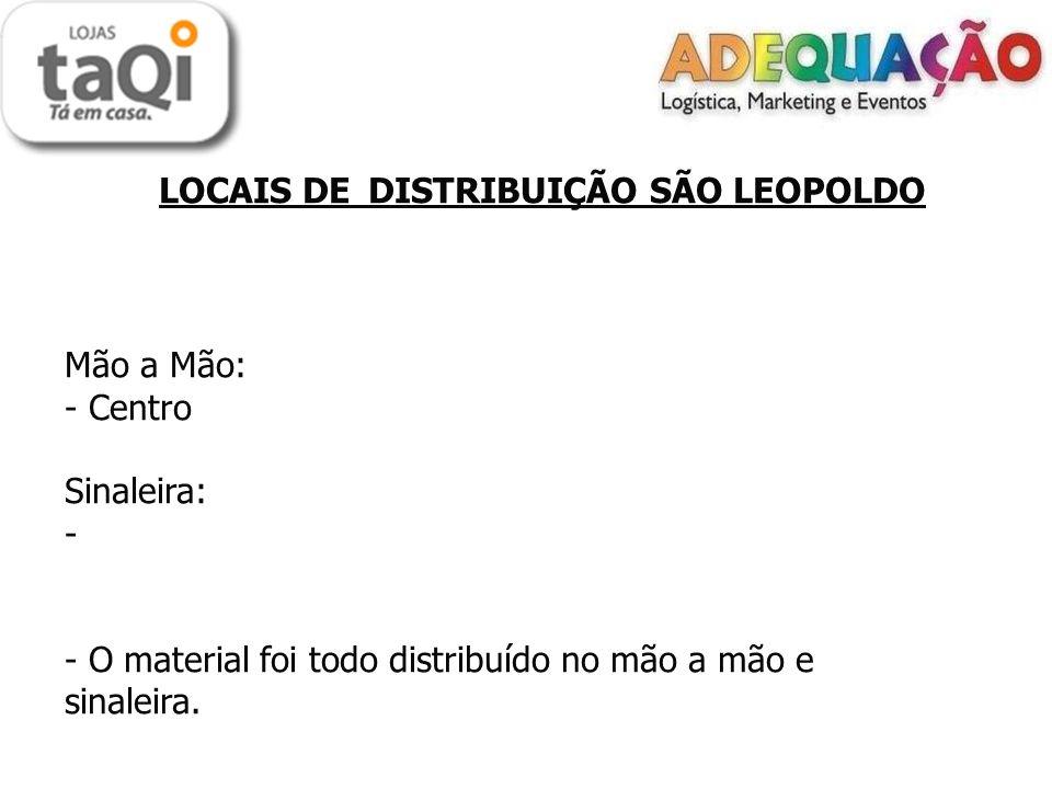 DIVULGADORES SÃO LEOPOLDO