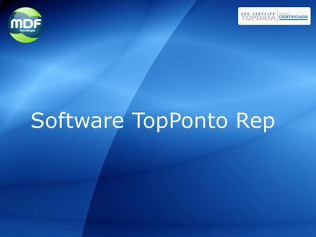 Software TopPonto Rep.