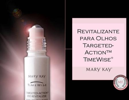 Revitalizante para Olhos Targeted-Action™ TimeWise®