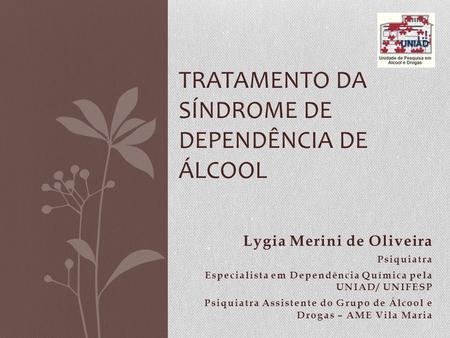 Codificação de álcool