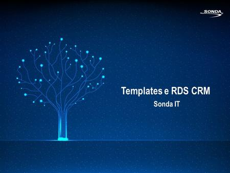 Templates e RDS CRM Sonda IT