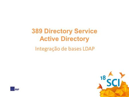 389 Directory Service Active Directory