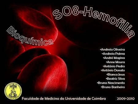 SO8-Hemofilia Bioquímica