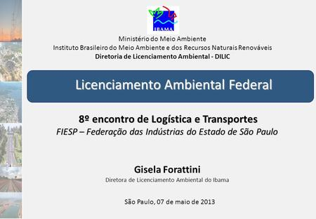Licenciamento Ambiental Federal