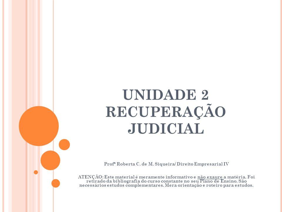 2.1 DEFINIÇÃO Medida genérica de tentativa de solução das crises – art.
