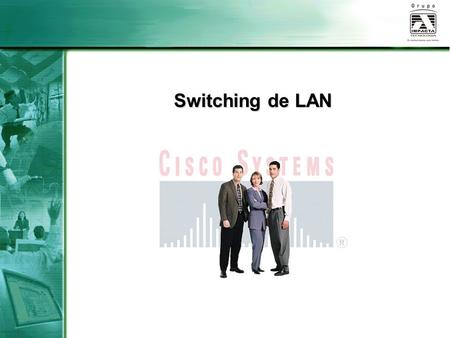 Switching de LAN.