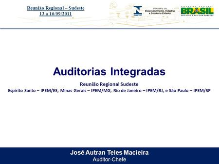 Auditorias Integradas