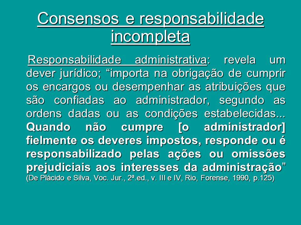 SEMINÁRIO IDISA FEV-2008 MARCO ANTÔNIO TEIXEIRA Consensos e responsabilidade incompleta Pacto pela Saúde : institui um cenário jurídico incompleto > define atuações sem sanção sanitária pessoal.