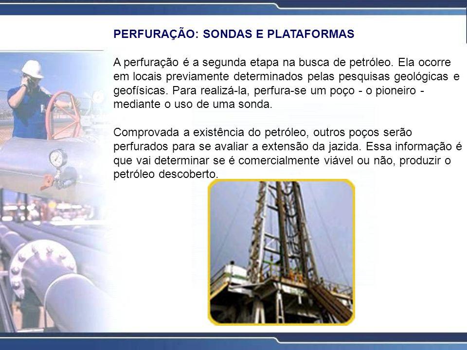 refinodestilação fracionada O petróleo bruto, tal como sai do poço, não tem aplicação direta.