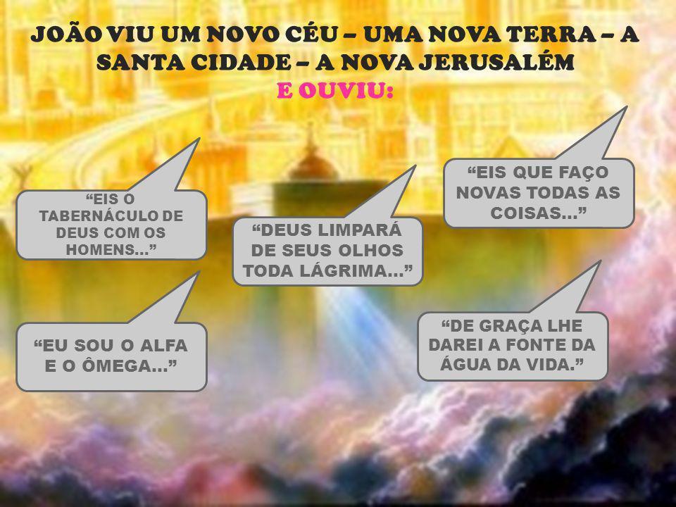 QUEM VENCER, HERDARÁ TODAS AS COISAS; E EU SEREI SEU DEUS, E ELE SERÁ MEU FILHO. AP 21:7